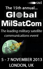 Global MilSatCom 2013 will bring together the industry�s key senior military representatives who use MilSatCom in their operations alongside the world�s leading SatCom solutions providers and operators.